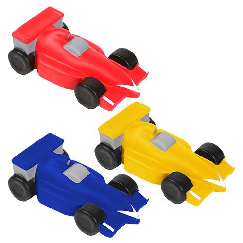 Figura de auto de carreras